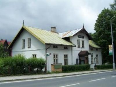 Muzeum Šumavy Železná Ruda