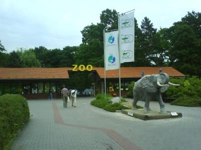 Zoologická zahrada Ostrava