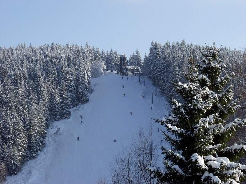 Ski areál Bublava - Stříbrná - ubytování 6ea52c04aa