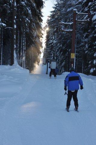 Ski areál Kraslice - Saporo - ubytování 8edcc8adb9