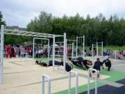 Street Workout Jirkov