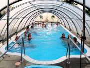 Ubytování a bazén TURIST Pasohlávky