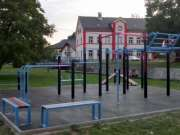 Workout park Bernartice