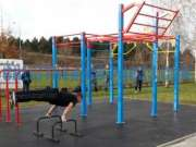 Workout park Neratovice