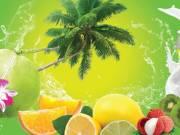 Green Coco bar