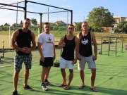Street Workout Park Šenkvice